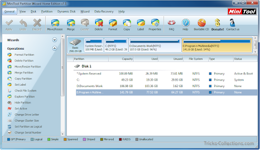 disk partition manager software
